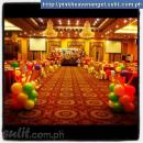 complete kiddie party package with food catering,venue set upetc