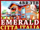 Prime House and Lot in Bacoor Cavite - Citta Italia EMERALD