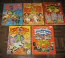 Vintage Ringling bros.n Barnum program magazine set