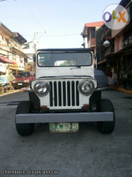 Owner Type Jeep Semi Stainless