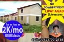 Rent to Own House and lot for sale in SDJM Bulacan 2670monthly