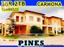 Pines Townhouse in Carmona Estates - House and lot near SLEX Phils