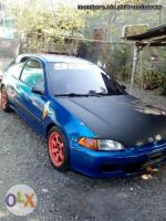 Honda Civic Hatch Back Sale Or Swap