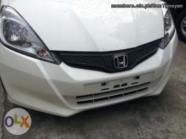 2013 Acquired Honda Jazz